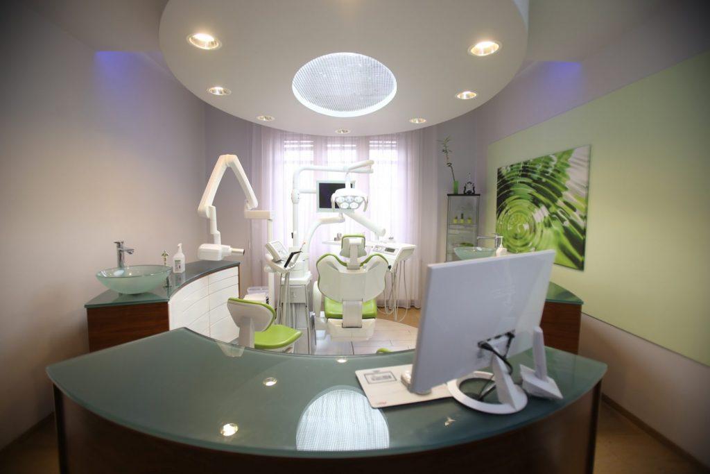une clinique dentaire Hongrie