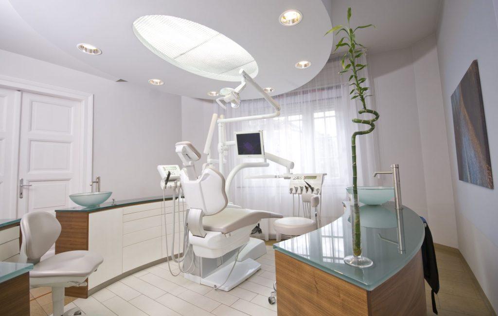 intérieur salle traitement hongrie