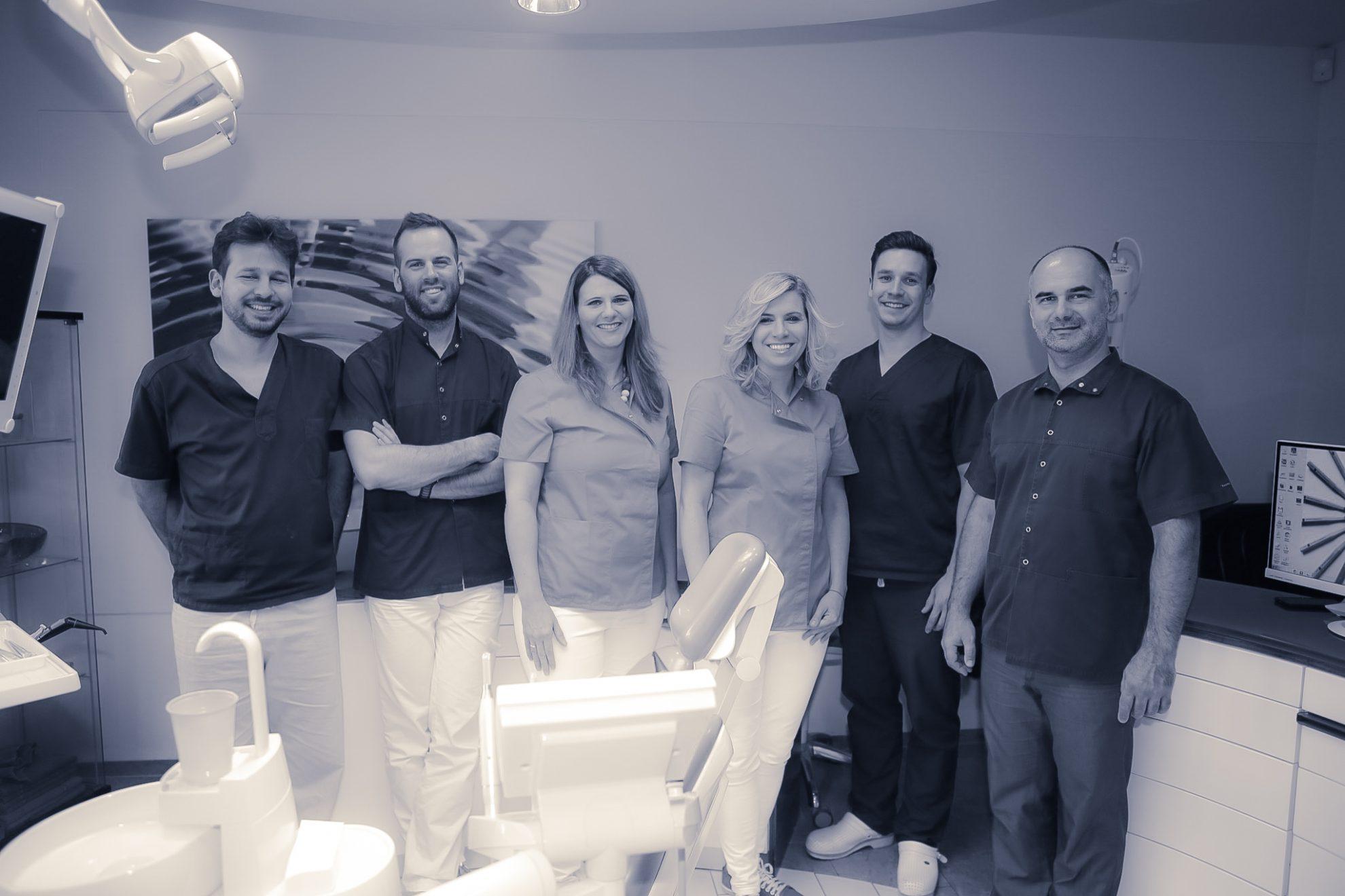 equipe medicale et dentaire en hongrie