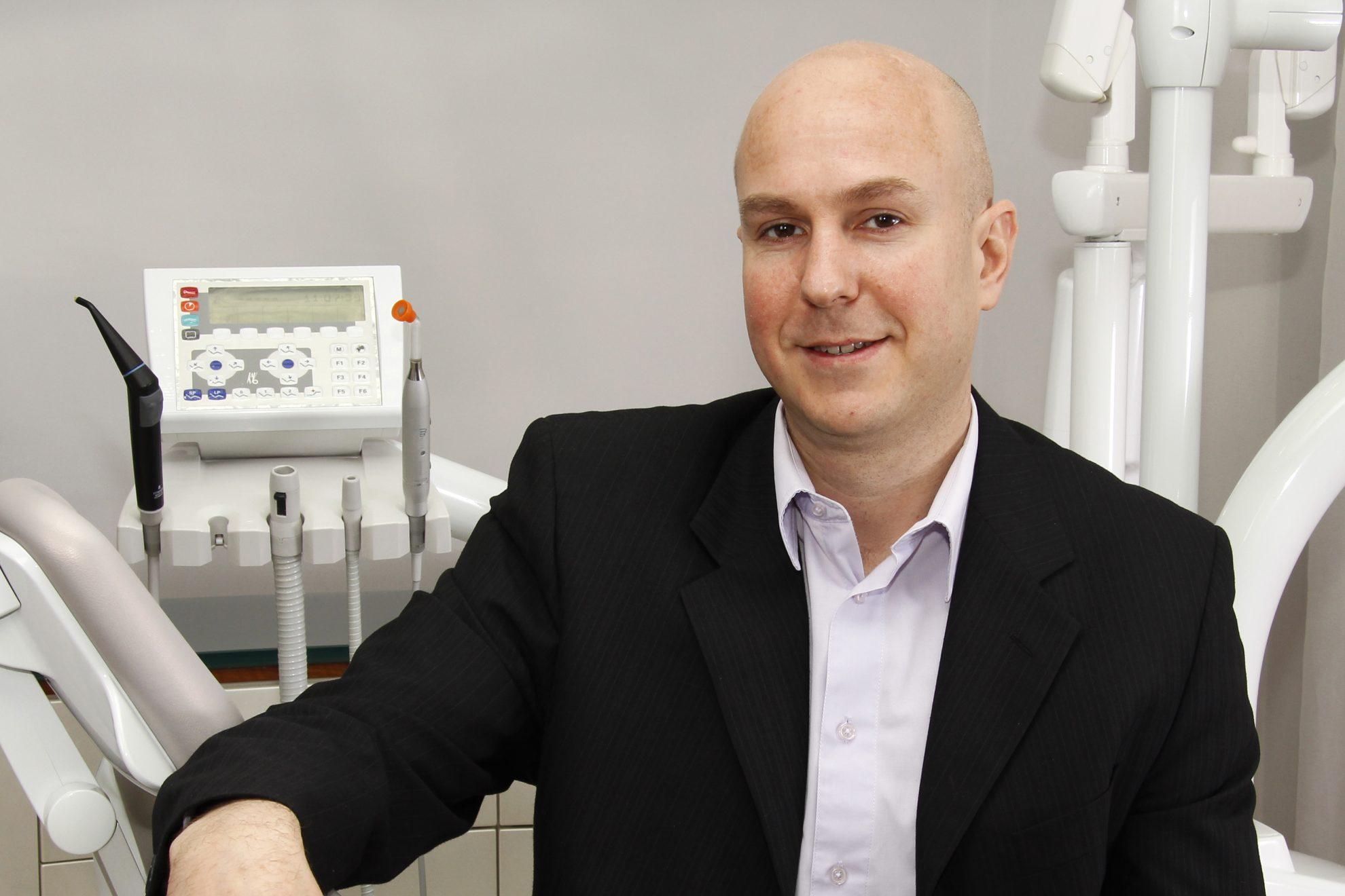 Nicolas Pineau fondateur directeur eurodentaire