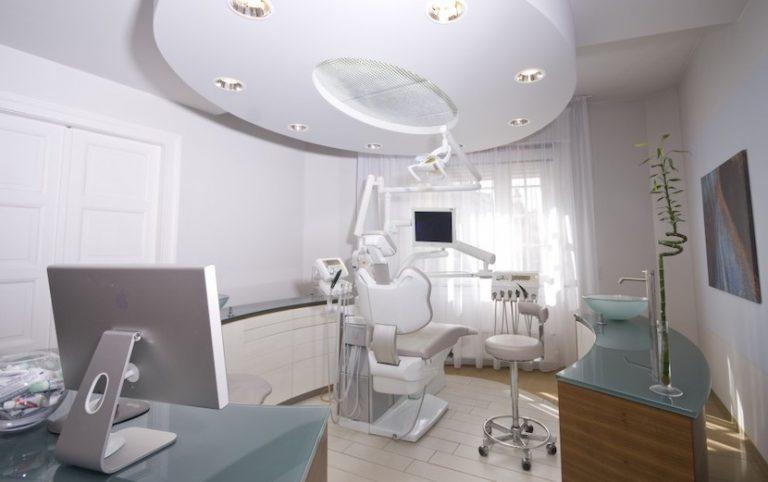 les cliniques dentaires