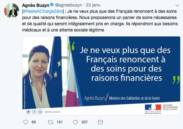 reste à charge 0 soins dentaires 2022