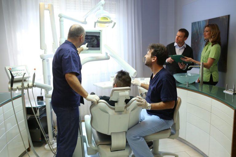 consultation soin dentaire