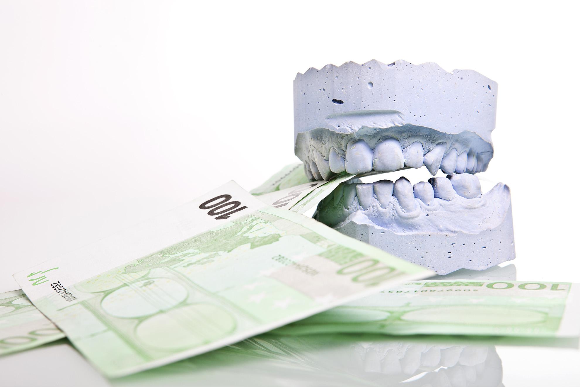 Prix des soins dentaires