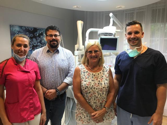 patient Parcours de soin dentaire